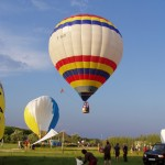 HOT-AIR BALOONS IN ERACLEA MARE